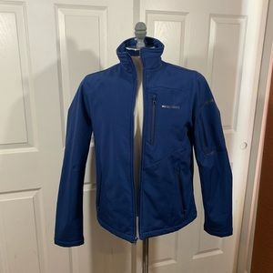 Tommy Hilfiger jacket navy blue small all weather